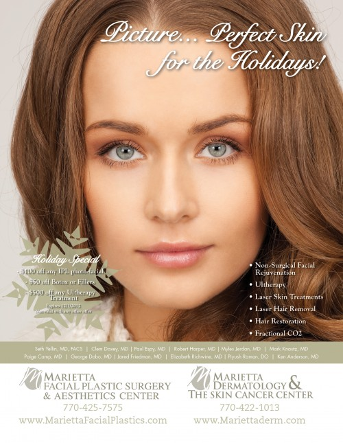 Picture… Perfect Skin for the Holidays